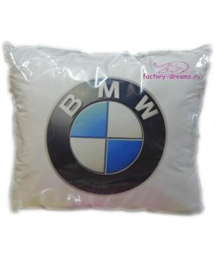 Подушка в машину BMW