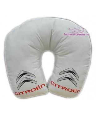Дорожная подушка Citroen