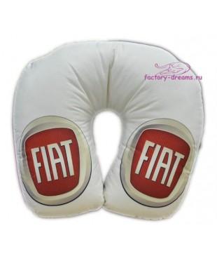 Дорожная подушка Fiat