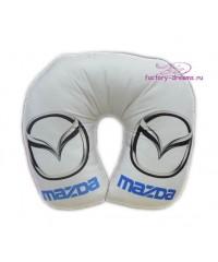 Дорожная подушка Mazda