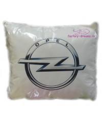 Подушка в машину Opel
