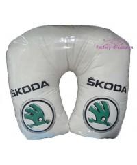 Дорожная подушка Skoda
