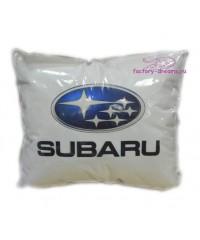 Подушка в машину Subaru