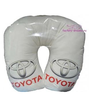 Дорожная подушка Toyota