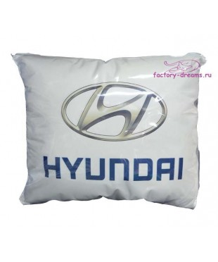 Подушка в машину Hyndai
