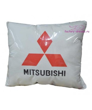 Подушка в машину Mitsubishi