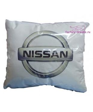 Подушка в машину Nissan