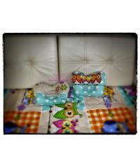 Подушка для младенца Совята