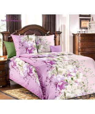 Комплект из бязи 1,5-спальный Магия цветов