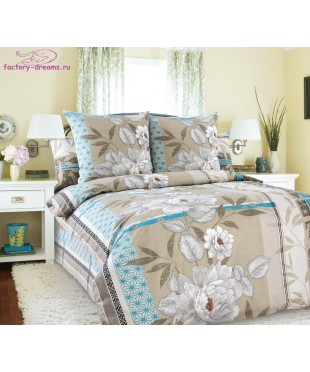 Комплект из бязи 1,5-спальный Марселина