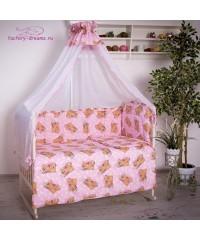 Комплект в кроватку Мишки 3