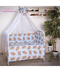 Комплект в кроватку Мишки 5