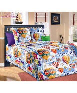 Комплект из бязи 1,5-спальный Аэростат