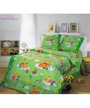 Комплект из бязи 1,5-спальный Сладкий сон