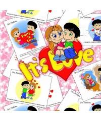 Наволочка бязь Любовь