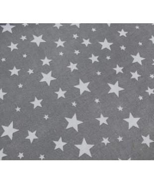 Наволочка Серый звездопад