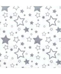 Наволочка Белый звездопад