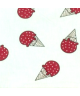 Наволочка Клубничное мороженое