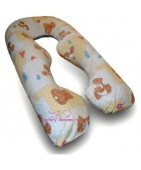 Подушка для беременных U8-350 Anatomic+ наволочка