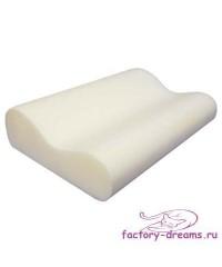 Детская ортопедическая подушка с памятью Kinder Dreams (45х31см.)